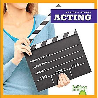 Acting (Artist's Studio)