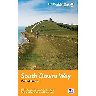 South Downs Way: National Trail Guide (National Trail Guides)