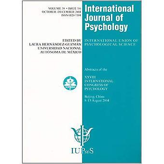 28e Congrès international de psychologie