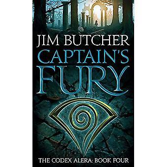 Fureur du capitaine (Codex Alera)