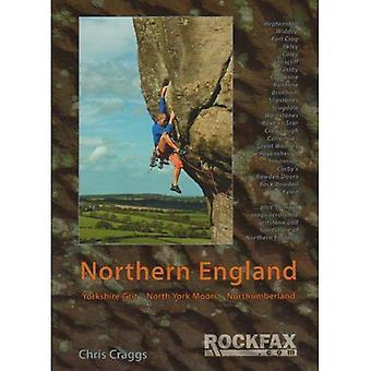 Northern England (Rockfax Climbing Guide)