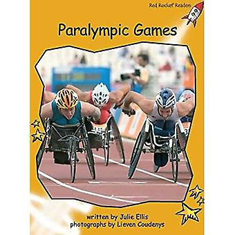 Paralympic Games: Level 4: Fluency (Red Rocket Readers: Non-fiction Set A)