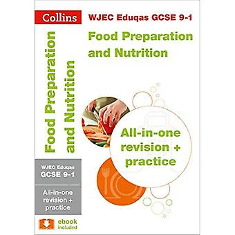 WJEC Eduqas GCSE 9-1 Food Preparation and Nutrition All-in-One Revision and Practice (Collins GCSE 9-1 Revision) (Collins GCSE 9-1� Revision)
