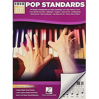 Pop Standards - Super Easy� Songbook