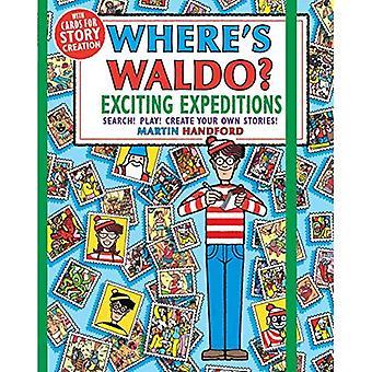 Onde está Wally? Emocionante expedições: jogar! Busca! Crie suas próprias histórias! (Onde está Wally?)