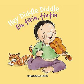 Eh, Tirin, Tintin / Hey Diddle Diddle [Board Book]