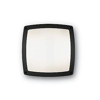 Ideal Lux - Cometa schwarze Wand Licht IDL082271