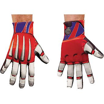 Optimus Prime guantes adulto