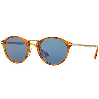 Persol 3166S Small striped Brown / light blue