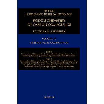 HETEROCYCLIC COMPOUNDS SSRCC IVPART FSIXMEMBERED HETER COMP SINGLE HETERATOM IN THE RINGPART G PARTIAL SIX MEMBERED HETER COMP by Salusbury & Ian