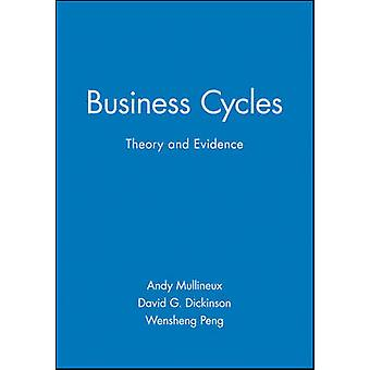 Business Cycles by Mullineux & A. W.