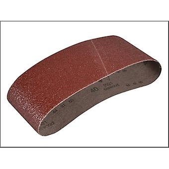 CLOTH SANDING BELT 457MM X 75MM X 40G