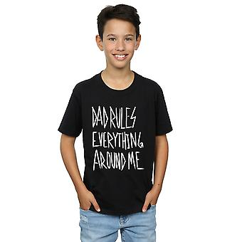 Disney Boys The Lion King Dad Rules Everything T-Shirt