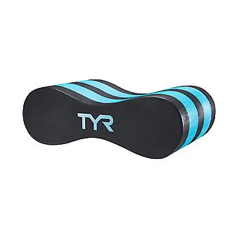 TYR Junior Childrens Classic Pull Buoy Float - Black/Blue