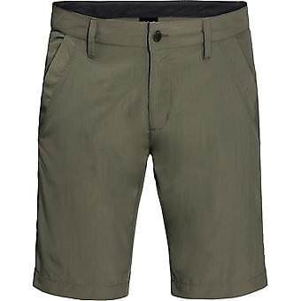 Jack Wolfskin Mens Desert Valley UV Protective Lightweight Shorts