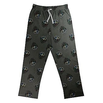 Men's Harry Potter Hogwarts Crest Lounge Pants