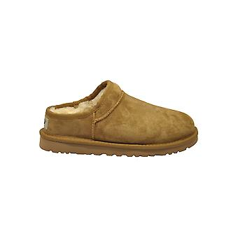 Ugg Brown Suede Slippers