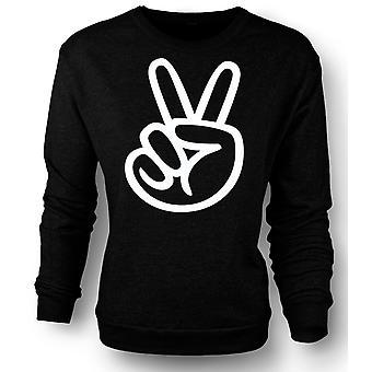 Womens Sweatshirt fred fingrene - Rock