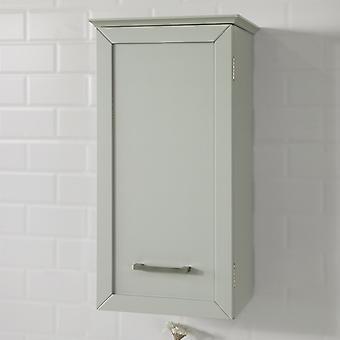 SoBuy Wall Mounted Single Door Bathroom Cabinet?SoBuy