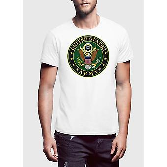 Us army printed tshirts