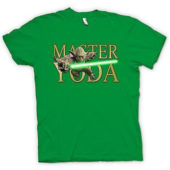 Kids t-skjorte - Master Yoda - Jedi - Star Wars - filmen