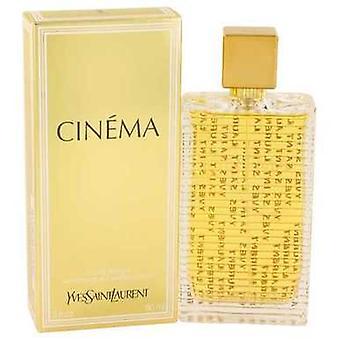 Cinema By Yves Saint Laurent Eau De Parfum Spray 3 Oz (women) V728-416391