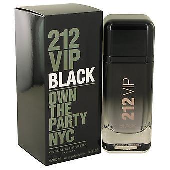 212 VIP svart Eau de Parfum Spray från Carolina Herrera 100 ml