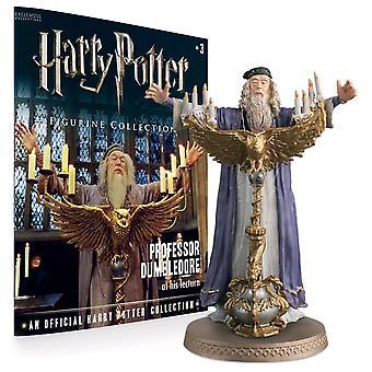 Harry Potter Dumbledore 1:16 Figure et Magazine