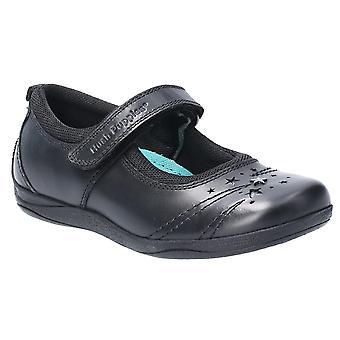 Hush valpar Girls Amber Senior läder Mary Jane skor