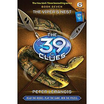 The viper's nest (1st New edition) by Peter Lerangis - 9780545060479