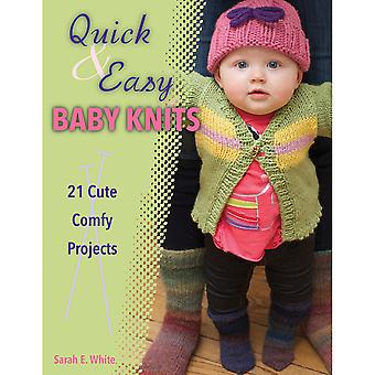 Stackpole Books Quick & Easy Baby Knits Stb 11463