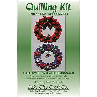 Quilling Kit Halloween Wreaths Q241
