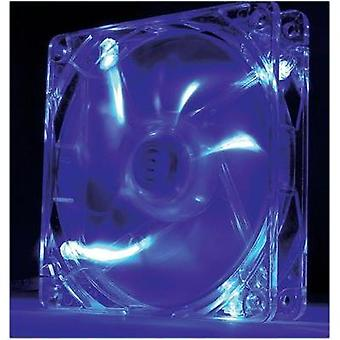 PC fan Thermaltake CL-F012-PL12BU-A Clear (W x H x D) 120 x 120