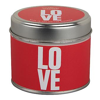 Words Fail Me Collection Candle in a Tin - Love