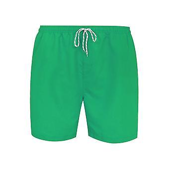 BadRhino Green Swim Shorts