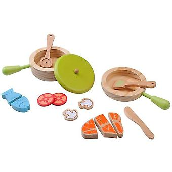 EverEarth Kitchen Set (Toys , Home And Professions , House , Kitchenware , Food)
