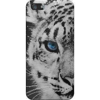 Täcka snow leopard för iPhone 4S/4