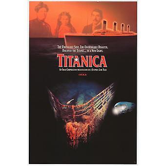 Titanica (IMAX) Movie Poster Print (27 x 40)