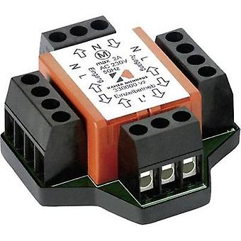 Multiple control relay 330000