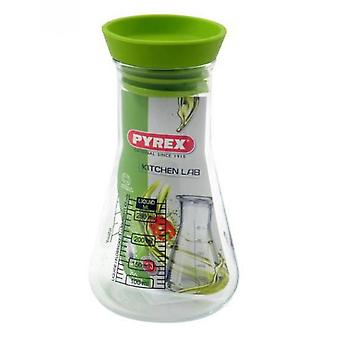 Pyrex Meter container with lid 250ml Kitchen Lab