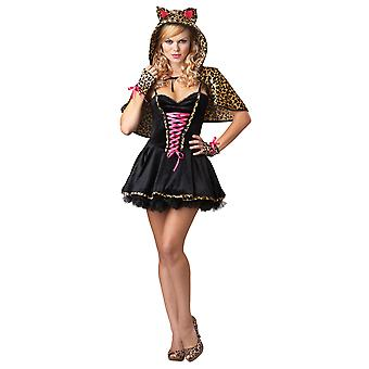 Frisky Kitty Cat Pussy Animal Sexy Woman Costume