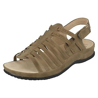 Damer Gluv åben ryg sandaler Lugano