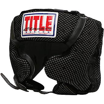 Title Classic Power Air Training Boxing Headgear