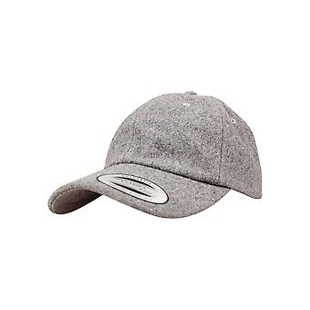 Urban classics low profiles Melton wool dad Cap