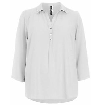 Plus Size Workwear Shirt