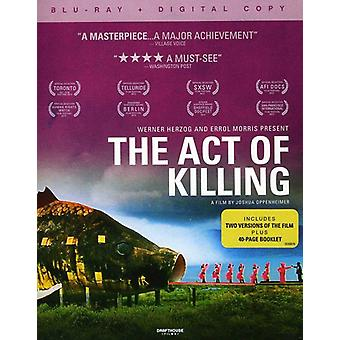 Act of Killing [BLU-RAY] USA import