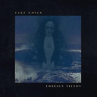 Udenlandske felter - Take Cover [Vinyl] USA importerer