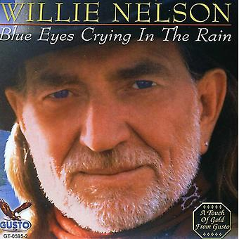 Willie Nelson - Blue Eyes Crying in the Rain [CD] USA import