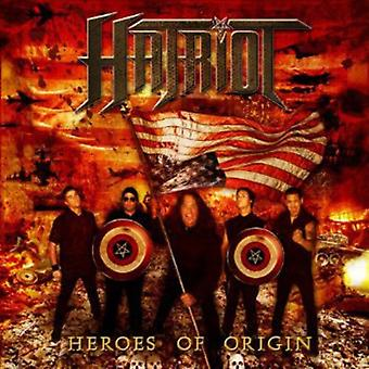 Hatriot - Heroes of Origin [CD] USA import