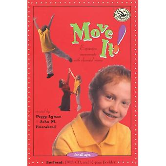 Move It! Expressive Movements with Classical Music [DVD/Cd] [DVD] USA import